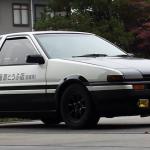 AE86スプリンタートレノ