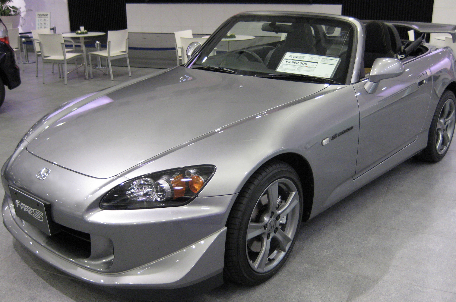 ホンダS2000 AP1:2型