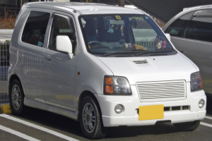 初代ワゴンR RR