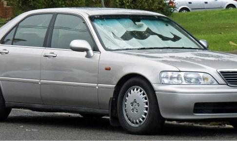 3代目レジェンドKA9型