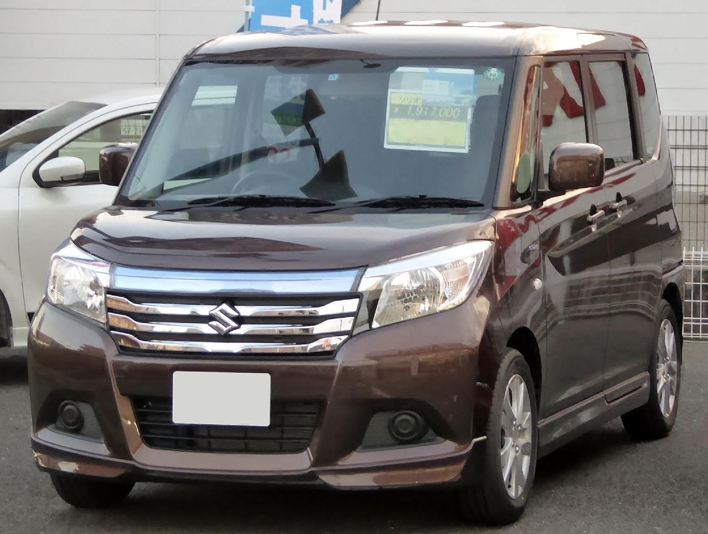 4代目ソリオMA46S