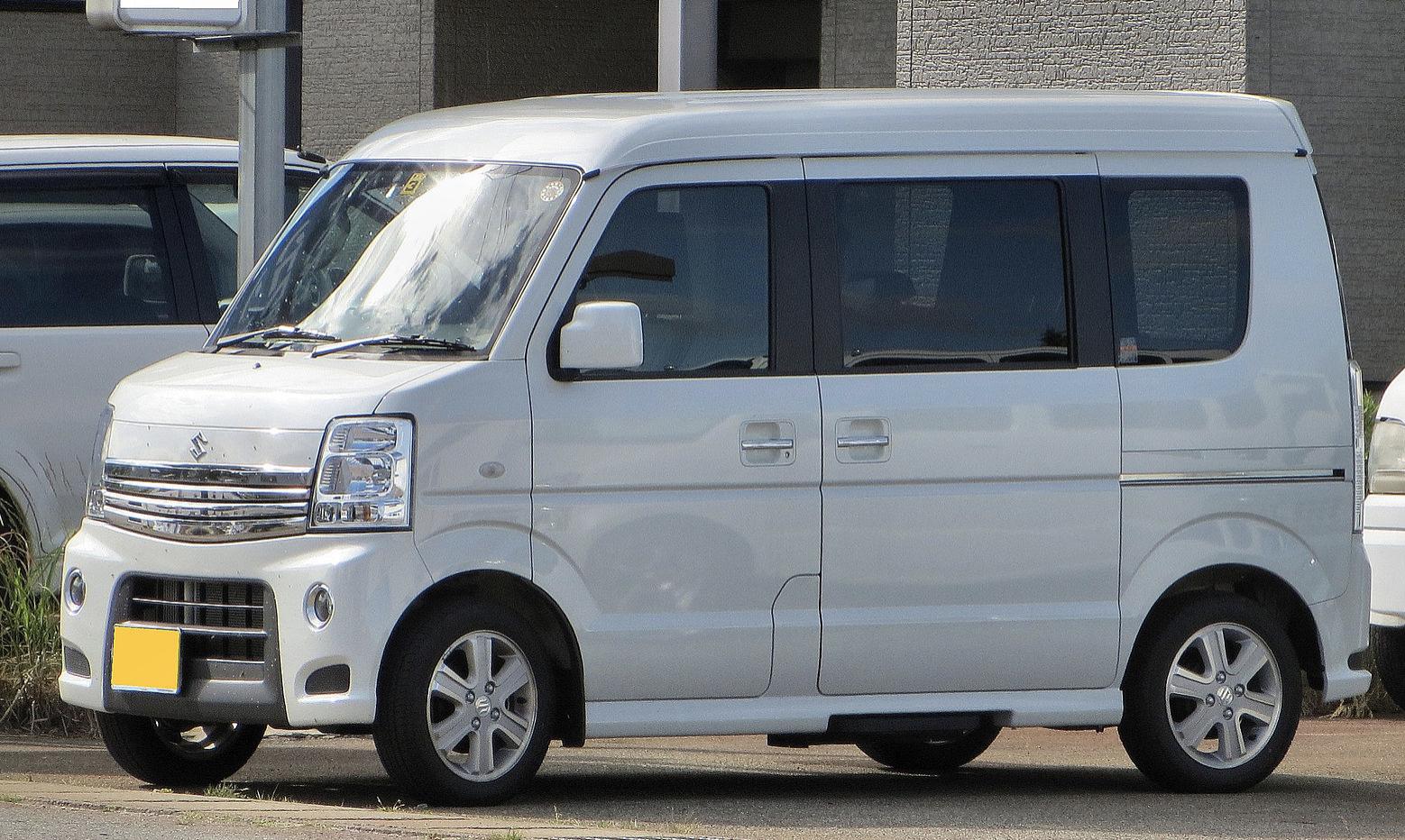 エブリィワゴンDA64W