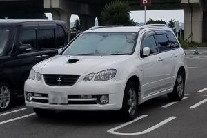 三菱 エアトレック CU型