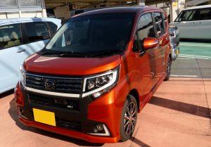Daihatsu_MOVE_CUSTOM_XHyper_SA_(LA150S)_front
